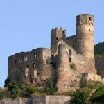 Castle Ruin Ehrenfels - Germany