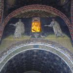 Italy Ravenna Mausoleum Galla Placidia Good Shepherd