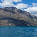 Mountains above Lake Wakatipu