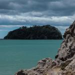 Bay and island - Mt Maunganui, Tauranga, New Zealand